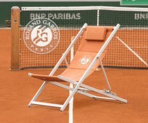 Tennis – Hespéride active son partenariat avec Roland-Garros en sortant une chilienne aux couleurs du tournoi