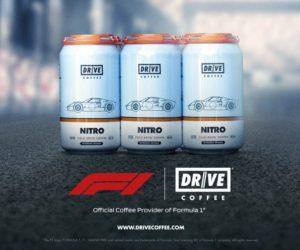 Drive Coffee nouveau sponsor «café» de la F1