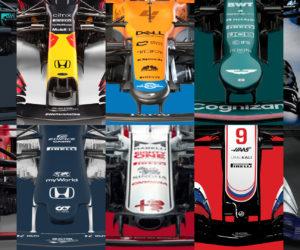 Quelle est la plus belle Formule 1 de la saison 2021 ?