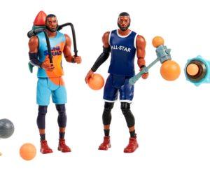 Licencing – «Space Jam 2» décliné en jouets avec la marque Moose qui proposera notamment des figurines LeBron James