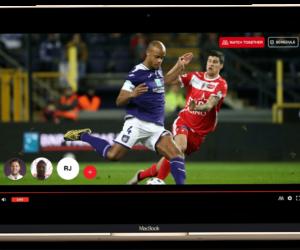 Droits TV – La Jupiler Pro League s'exporte à l'international (dont la France) grâce à Mediapro