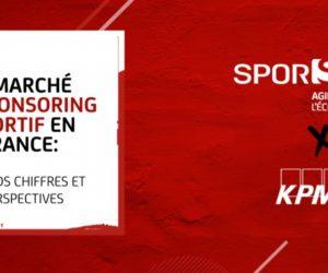 [Etude KPMG – Sporsora] : Ce que pèserait le marché du sponsoring sportif en France en 2021