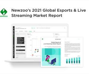Newzoo présente les perspectives business de l'eSport d'ici 2024