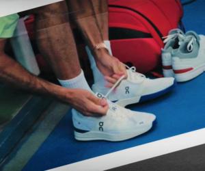 Tennis – Une nouvelle paire de chaussures On Running pour Roger Federer sur les courts à Doha