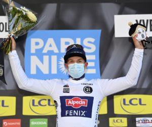 Cyclisme – Le détail du prize money et les sponsors de Paris-Nice 2021
