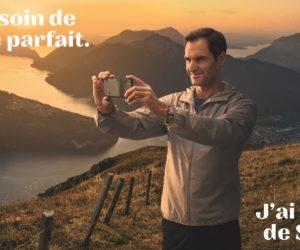 Roger Federer signe un contrat de partenariat avec Suisse Tourisme