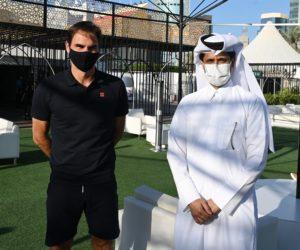 Tennis – Roger Federer de retour sur les courts à Doha – Le jolie coup du Qatar, de beIN SPORTS et de Nasser Al-Khelaïfi