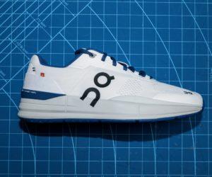 THE ROGER Pro – La marque On dévoile sa toute première chaussure de tennis portée par Roger Federer à Doha