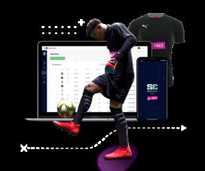 SportEasy, PUMA et VBET lancent le premier programme de sponsoring qui permet aux clubs de se digitaliser en plus de s'équiper