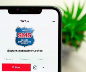 Podcast «L'After du Sport Business», TikTok… Sports Management School explore de nouveaux canaux de communication