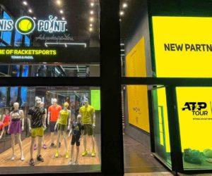 Tennis-Point nouveau partenaire de l'ATP jusqu'en 2025