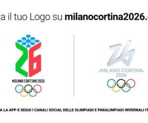 Jeux Olympiques – Pour la 1ère fois, vous pouvez voter pour le logo d'une olympiade, celui de Milano Cortina 2026