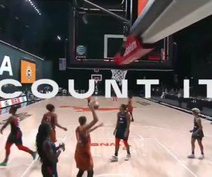 Basket – La WNBA célèbre sa 25ème saison avec la campagne «Count It»