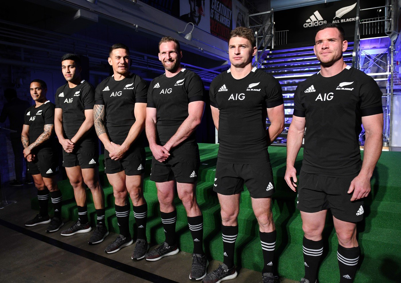 <b>Rugby</b> – Altrad futur sponsor maillot des All Blacks ?