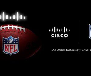 Cisco devient Partenaire Officiel de la NFL