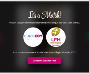 Agence – Eurocom nouveau partenaire communication de la Ligue féminine de handball