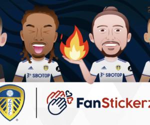 Social Media – FanStickerz lance des émojis de joueurs de football (Arsenal, Manchester City, Leeds,…) à utiliser sur WhatsApp