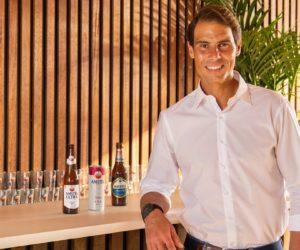 Tennis – Rafael Nadal nouvel ambassadeur de la bière Amstel Ultra
