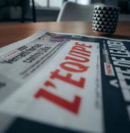 On a testé – Combien de temps faut-il pour lire le journal L'Équipe en intégralité?