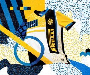 Nike dévoile une collection célébrant le nouveau logo de l'Inter Milan