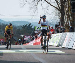 Cyclisme – 16 250 euros de primes pour Julian Alaphilippe, vainqueur de la Flèche Wallonne 2021