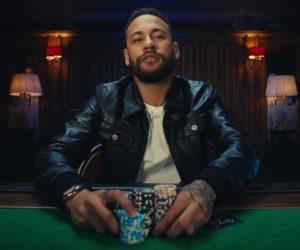 PokerStars dévoile sa nouvelle publicité avec Neymar JR