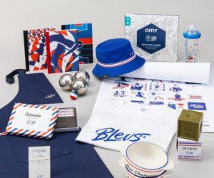 Merchandising – La FFF lance une collection de produits conçus avec 12 artisans et fabricants français pour l'UEFA Euro 2020