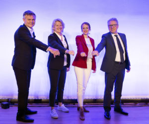 Les 4 candidats à la Présidence du CNOSF dévoilent leur programme lors d'un grand oral