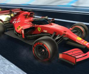 La Formule 1 s'associe à Rocket League