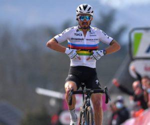 Quick-Step prolonge son sponsoring de l'équipe cycliste jusqu'en 2027