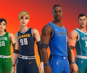 La NBA débarque dans le jeu vidéo Fortnite