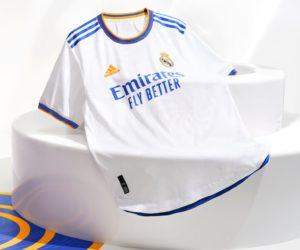 Football – Tour d'horizon des nouveaux maillots pour la 2021-2022