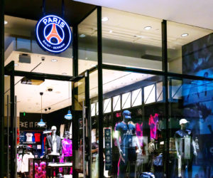 Le PSG ouvre une boutique permanente à Los Angeles avec Fanatics