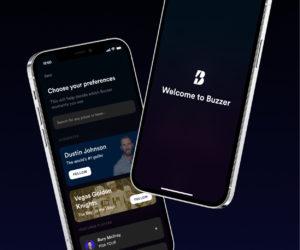 Buzzer, l'application qui vous permet de «picorer» des matchs et évènements sportifs grâce au micropaiement