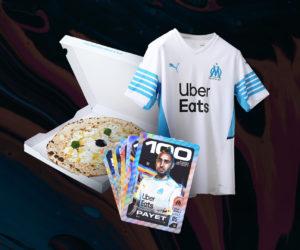 Uber Eats lance une collection de NFT Olympique de Marseille avec «Supplément Marseille»