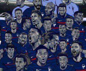 Euro 2020 – Quelle agence se cache derrière le clip de la liste des Bleus de Deschamps interprété par Youssoupha