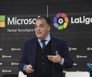 Microsoft prolonge avec LaLiga