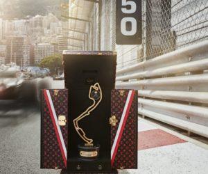 F1 – Une malle Louis Vuitton pour le Trophée du Grand Prix de Monaco