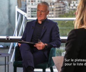 La nouvelle montre Hublot portée par Didier Deschamps pour l'annonce de sa liste des 26 pour l'Euro 2020