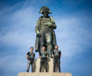 Football – Un maillot hommage à Napoléon Bonaparte pour l'AC Ajaccio