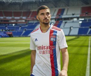 adidas dévoile les nouveaux maillots 2021-2022 de l'Olympique Lyonnais