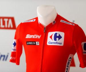Cyclisme – Santini dévoile les maillots du Tour d'Espagne 2021 (La Vuelta)