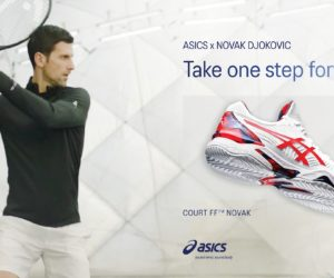 Tennis – Novak Djokovic prolonge avec Asics