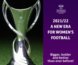 Des primes en augmentation pour l'UEFA Women Women's Champions League nouvelle formule dès 2021