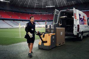 Les chiffres «logistique» de l'UEFA Euro 2020 par FedEx