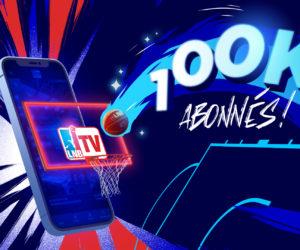 Basket – Plus de 100 000 abonnés pour l'offre de streaming LNB TV