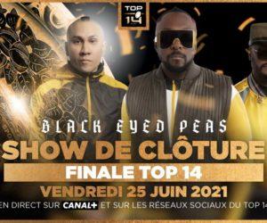 Black Eyed Peas en concert virtuel pour la finale du TOP 14 le 25 juin 2021