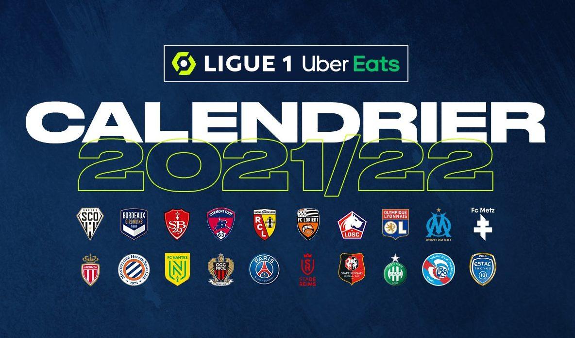 Calendrier Des Matchs Ligue 1 2022 2023 Ligue 1 Uber Eats   Le calendrier des matchs de la saison 2021