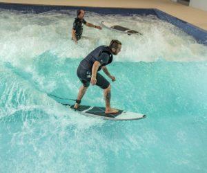 Les complexes «City Surf Park» et «All In Padel» ouvrent dès aujourd'hui à OL Vallée