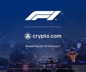 Crypto.com nouveau Partenaire Global de la Formule 1 (Crypto + NFT)